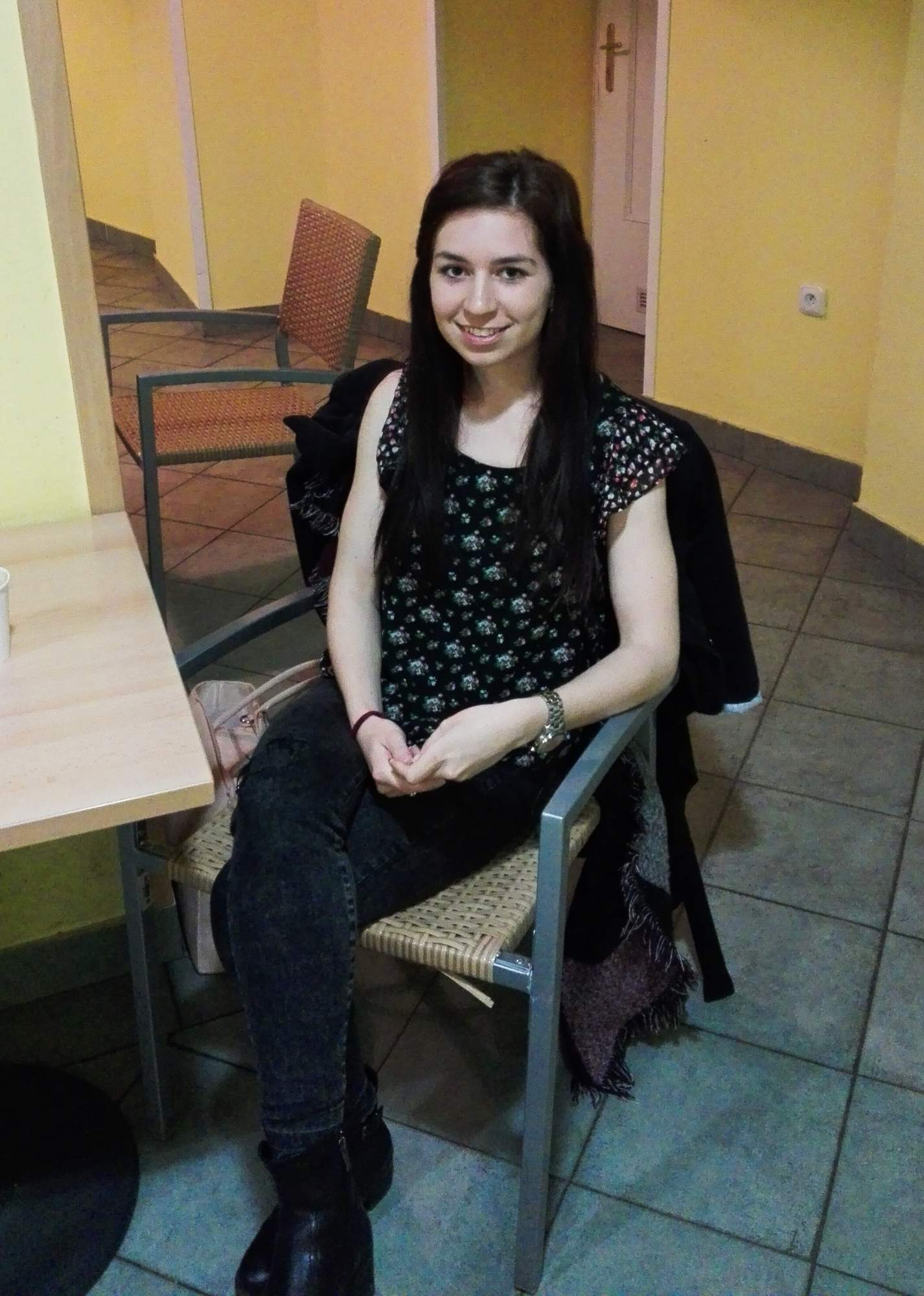 Studentka Pavlína Ondráková vyjela na stáž do Evropského parlamentu. Foto: Kristýna Hortvíková