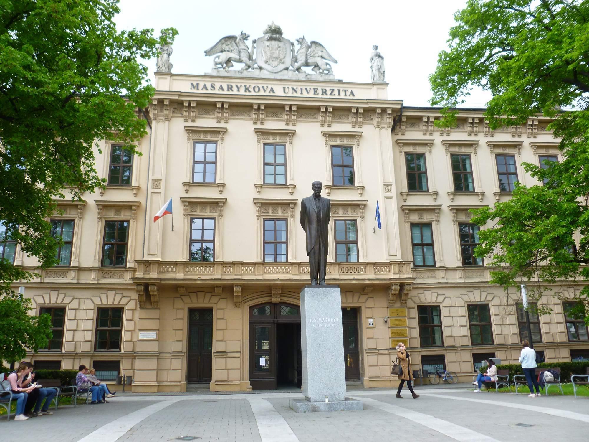 Původně mezi německé stavby patřila i Lékařská fakulta a Fakulta sociálních studií Masarykovy univerzity. Foto:Kristýna Hortvíková