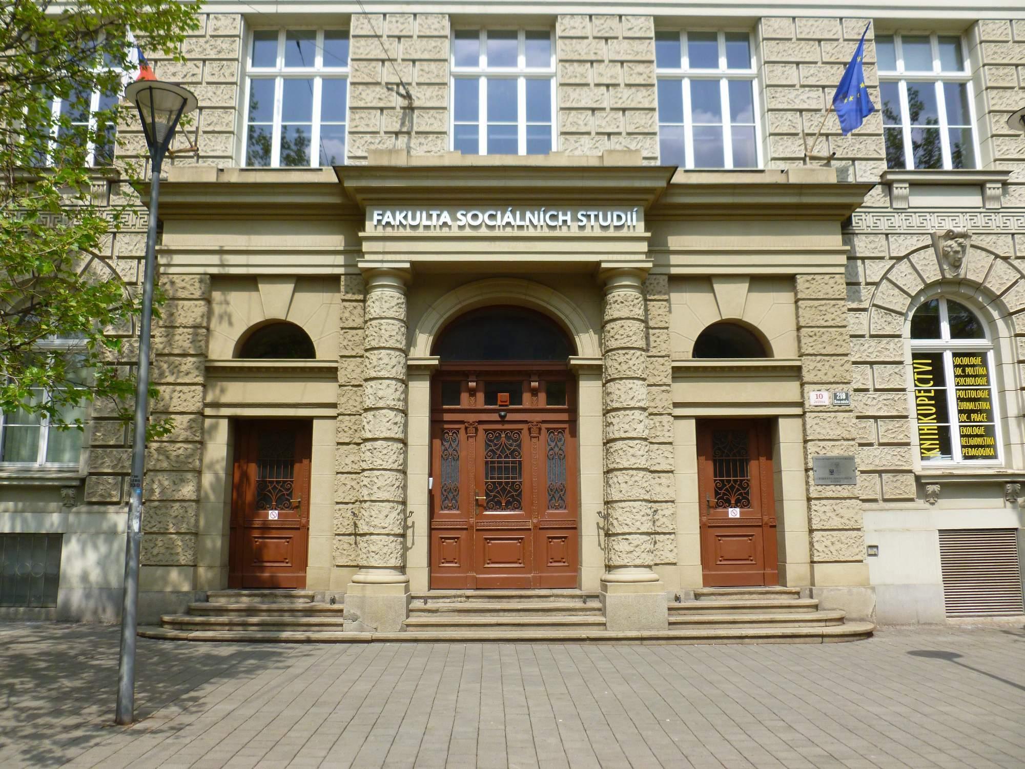 Původně mezi německé stavby patřila i Lékařská fakulta a Fakulta sociálních studií Masarykovy univerzity. Foto: Kristýna Hortvíková