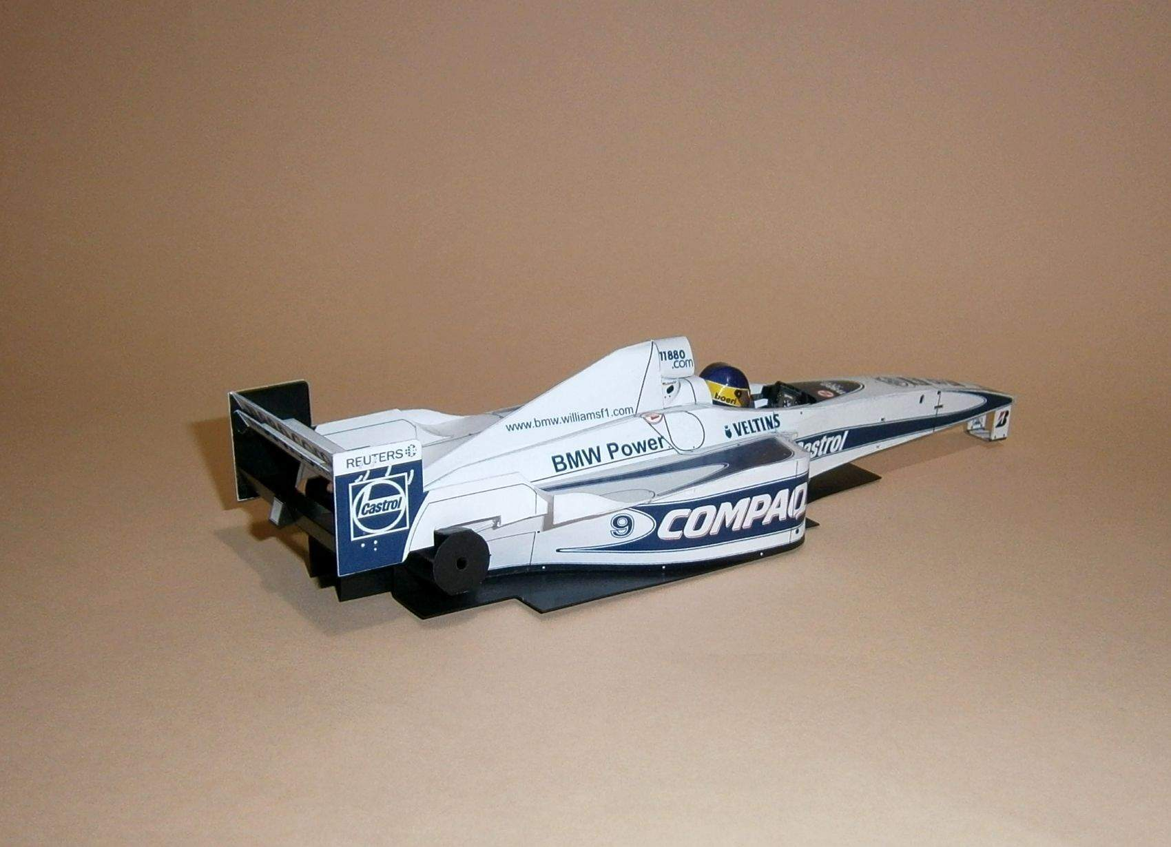 Williams FW22 - R.Schumacher 2000