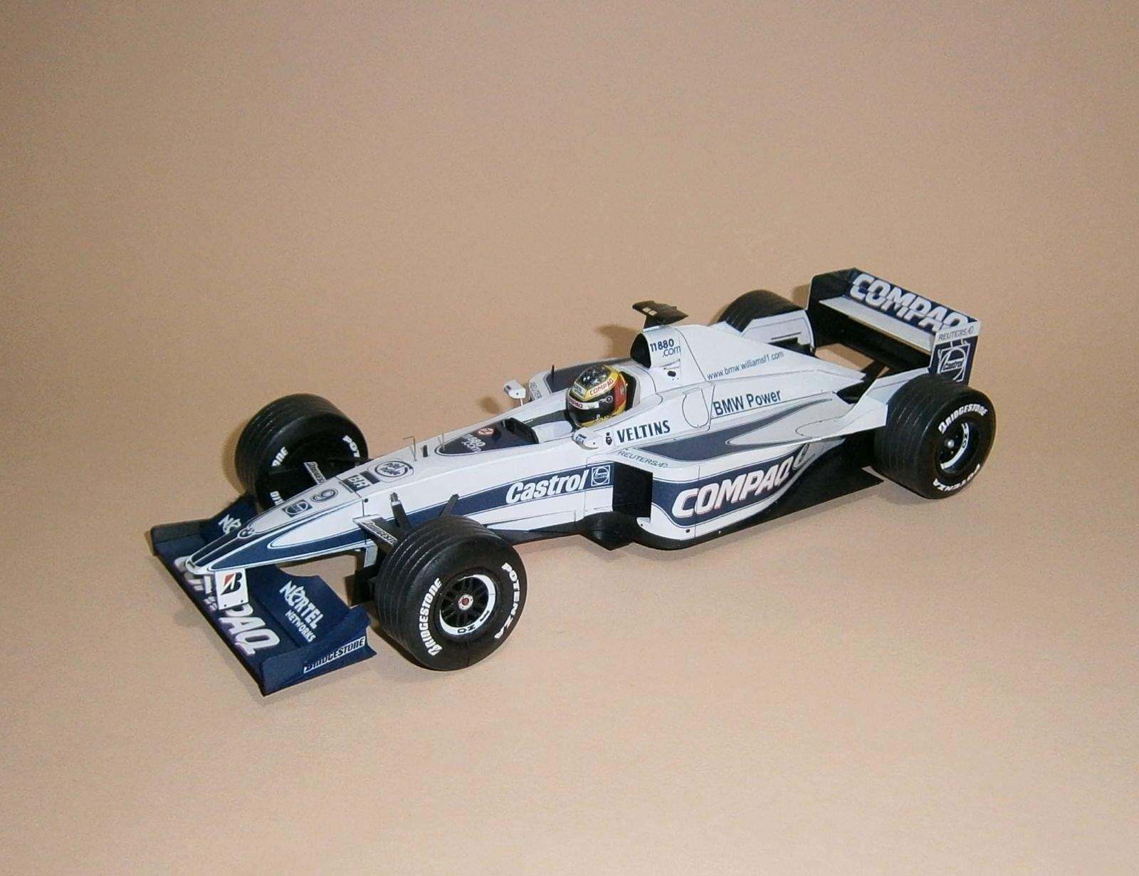 Williams FW22 - R.Schumacher 2000