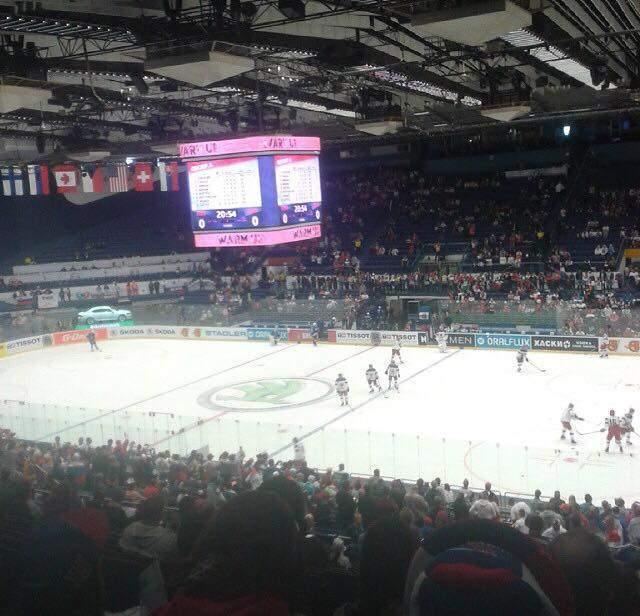Hokejové majstrovstvá sveta. / Foto: Jakub Vaverka