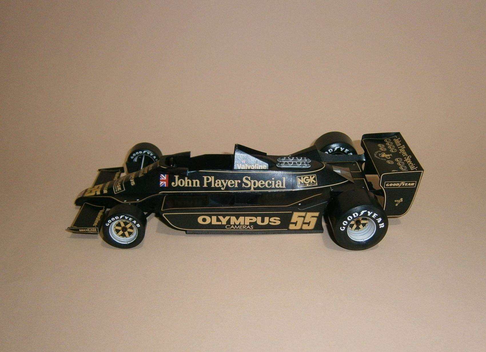 Lotus 79 - J.P.Jarier, GP Canadian 1978