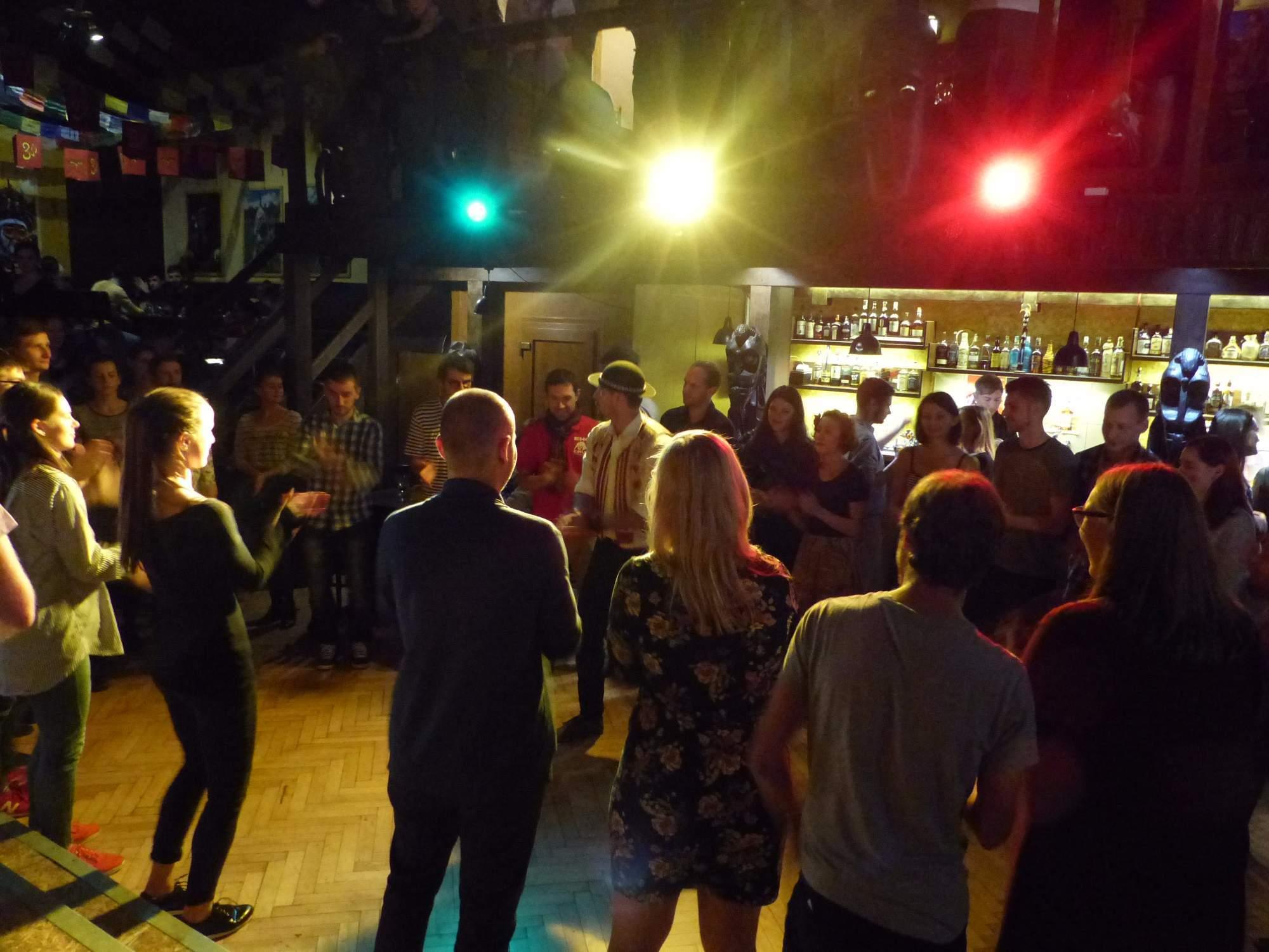 Škola tanca. Foto: Vanesa Čierna