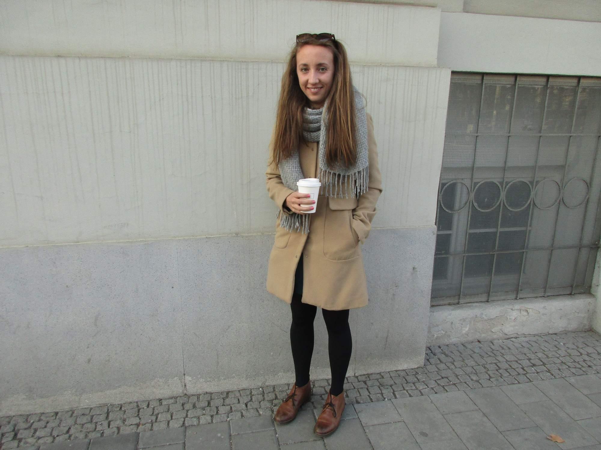 Iva Drobná dobrovolničí už přes dva roky. Foto: Dominika Sladká