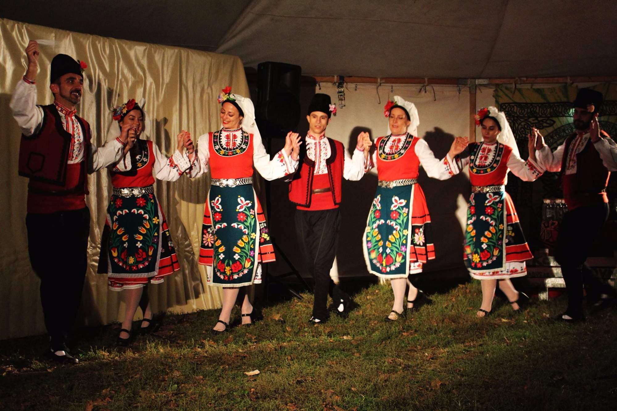 Taneční skupina PIRIN