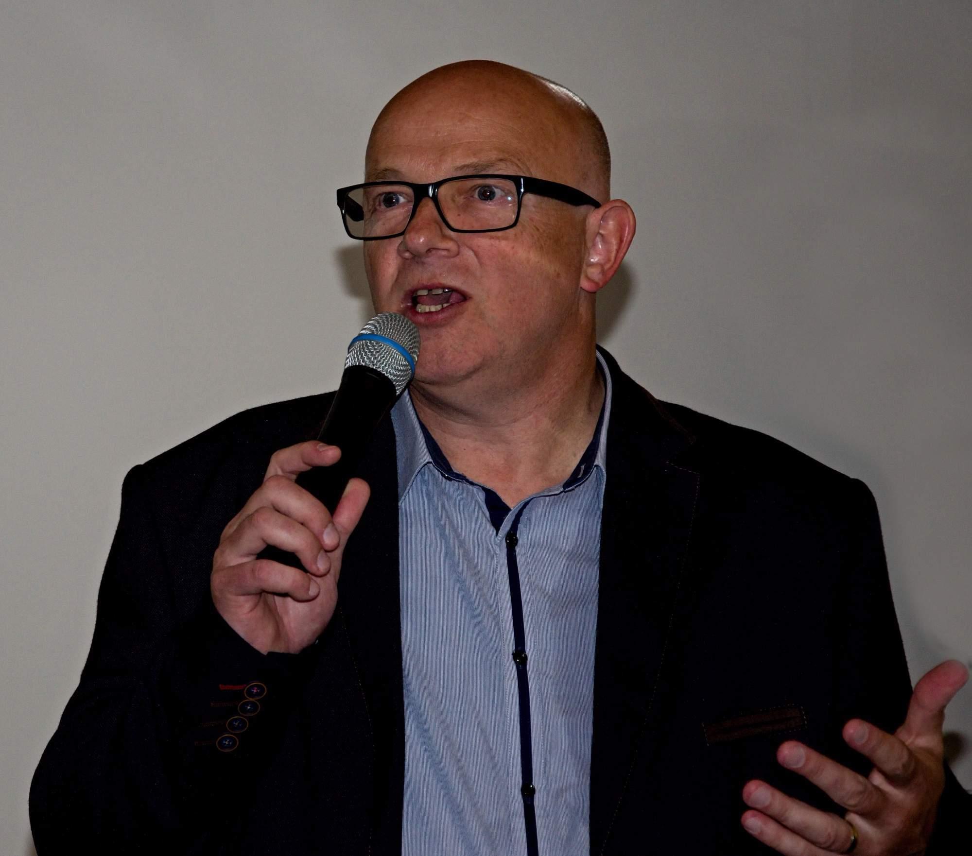 Petr Jašek. Foto: Sára Zedková