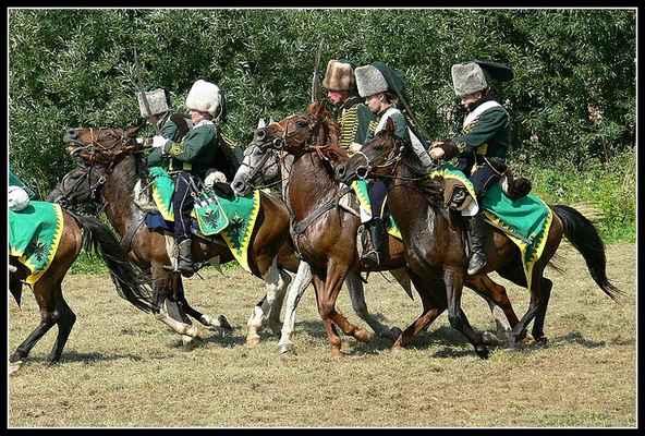... zde útok ... - Více na www.kavalerienachod.webgarden.cz