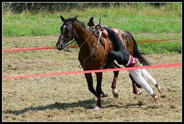 .... přijela - jak jinak :) - skupina Caballos. - Více na www.caballos.cz