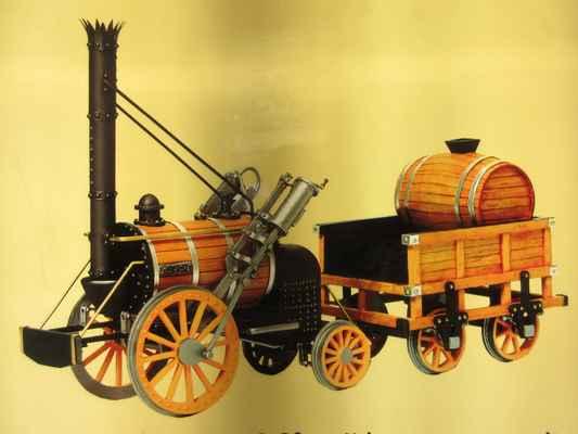 Zdravíme všechny příznivce rajčete. Dnešní výlet nás zavede do Národního železničního muzea.