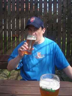 Larische 11°- Karvinský pivovar