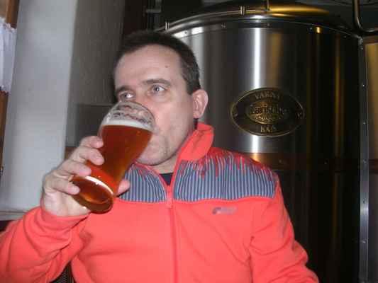 Larische 11°, restaurace Ovečka ( Karvinský pivovar) (1)