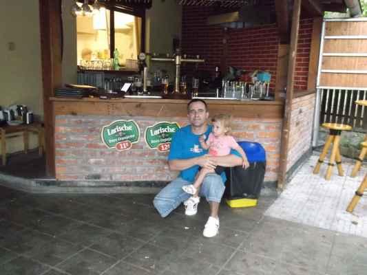 Larische 12°-  v Karvinském pivovaru při restauraci Ovečka