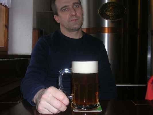 Larische 12°, restaurace Ovečka (Karvinský pivovar)