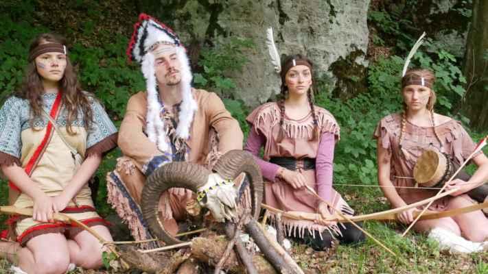 Tábor 2019 Indiáni (6.-19.7.)