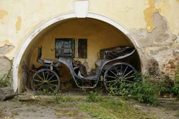 bezva garáž, když se často nevyjíždí