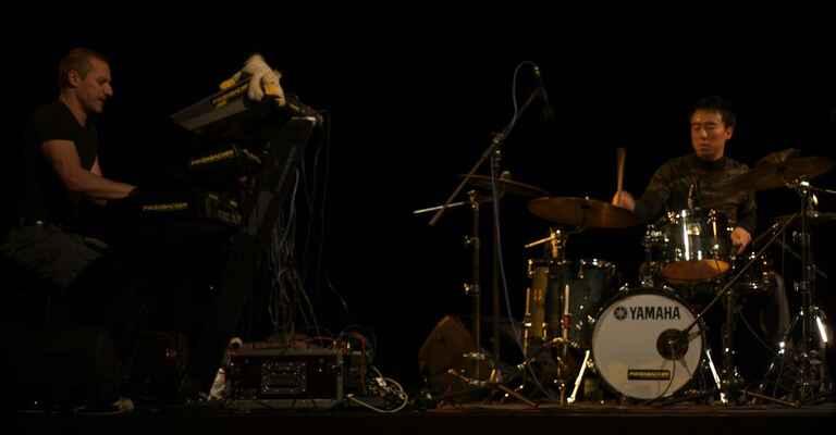 Phishbacher New York Electric Trio - photo by © Michal Hanisch, 2009