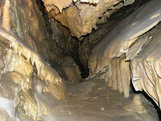 Boskovské jeskyně - photo by © Michal Hanisch, 2007