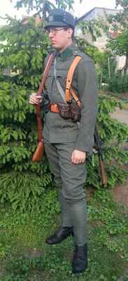 Slovácká brigáda + sokolský dobrovolník