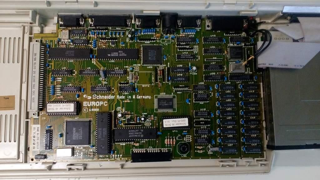 EURO PC BOARD