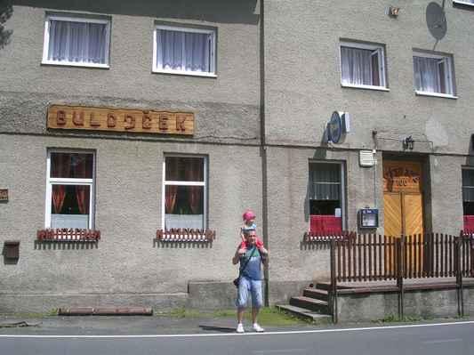 Horní Lomná, Beskydy.
