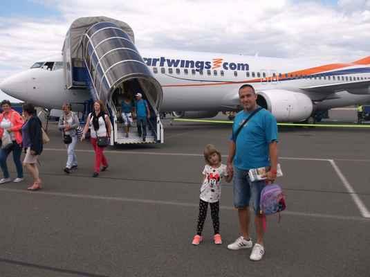 Sláva nazdar výletu, nespadli jsme už jsme tu...v Chacharystánu :-)