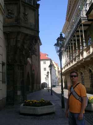Karolinum, Praha.