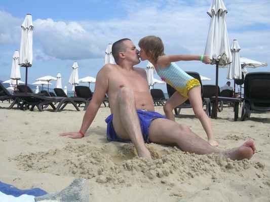 Sladká, plážová...
