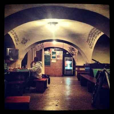 ARCHIVNÍ FOTO - Fryštátská pivnice Bečky
