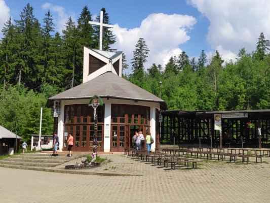 Kaple Panny Marie na Živčákové