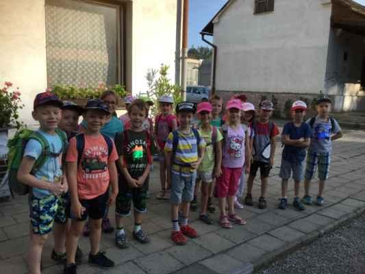 Výlet na hrad Šternberk