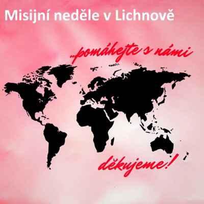 Misijní neděle v Lichnově 2019