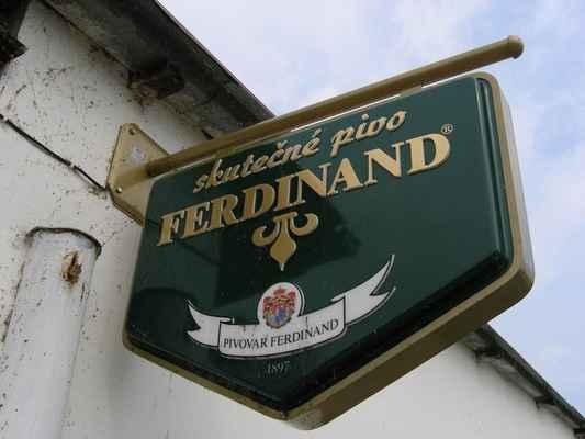 Ferdinand jsme pili asi nejčastěji - photo by © Michal Hanisch, 2009
