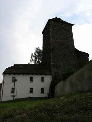 Věž - photo by © Michal Hanisch, 2009
