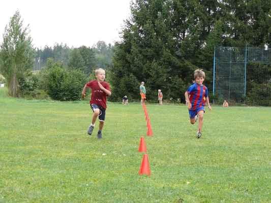 Sprint - Další disciplína olympiády: sprint