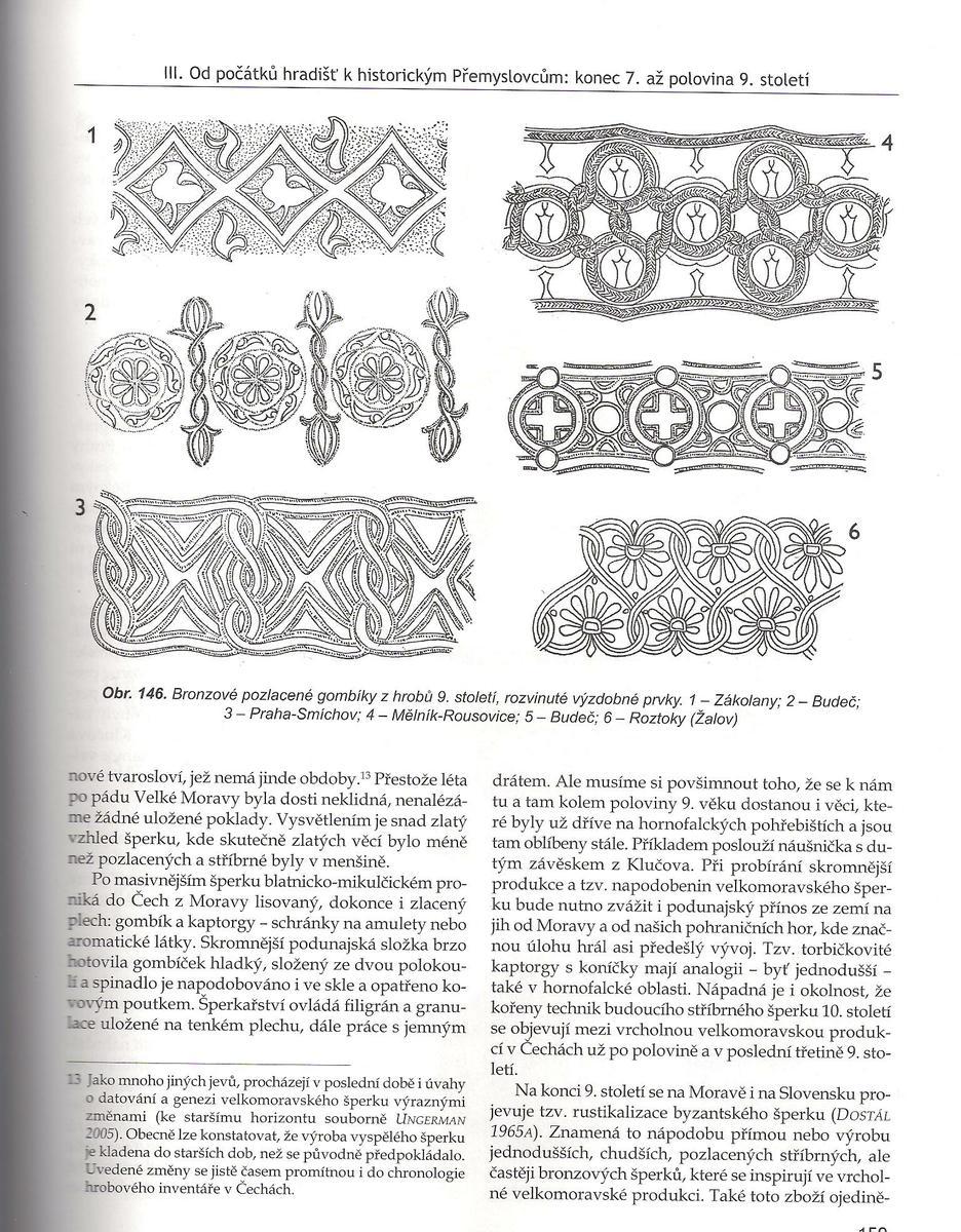 datování českých šperků