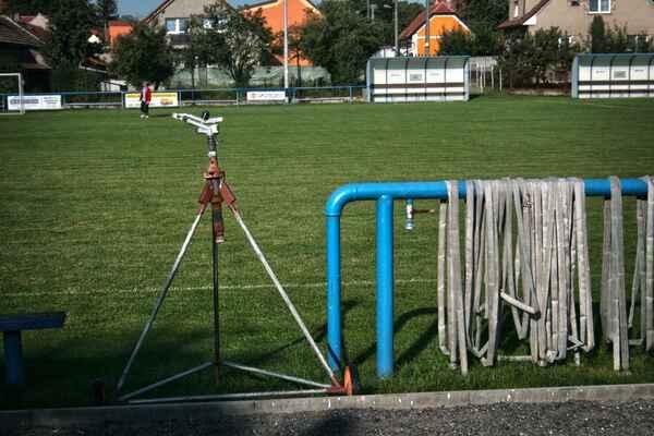 Novoveský turnaj v malé kopané - podzim 2011