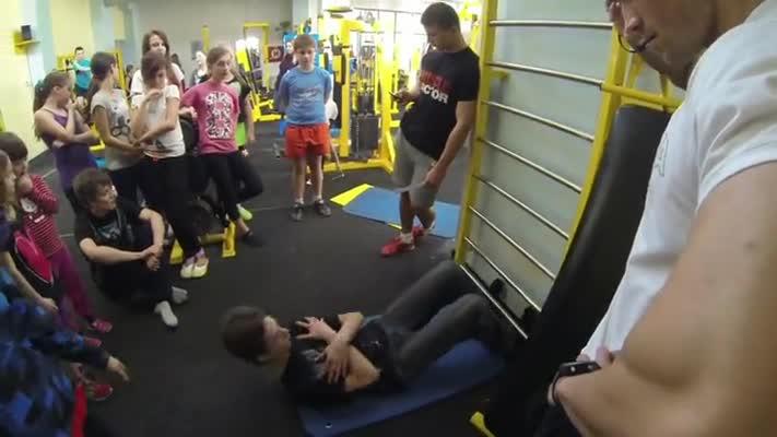 - - - spichnuté videjko z VíAjPí Sportovního wejkendu - 12minutový sestřih :o)