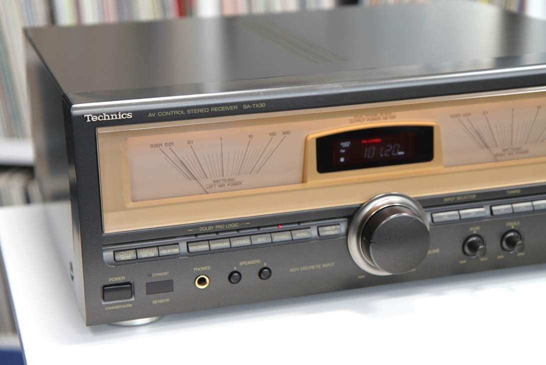 Manual Receiver Technics Sa 290