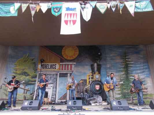 Nádherný bluegrassový nářez