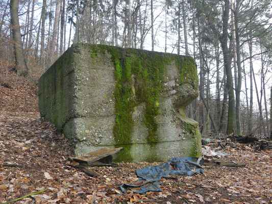 Pozorovatelny byly budovány koncem 50-tých let minulého století.