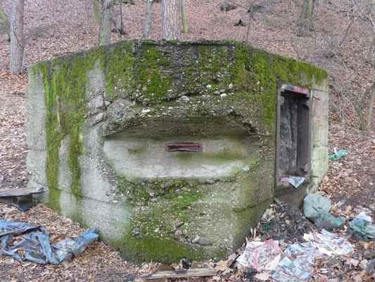 Poválečné Československo vybudovalo několik desítek těchto nenápadných objektů v rámci příprav na jadernou válku.
