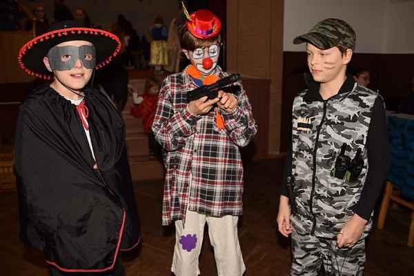 Dětský karneval 2.2.2019