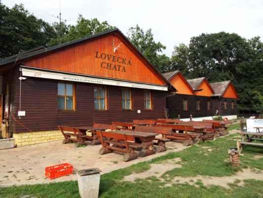 Horka nad Moravou - Lovecká chata 2019