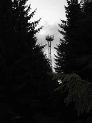 Na hrebeni Skorušiny je aj GSM-stožiar