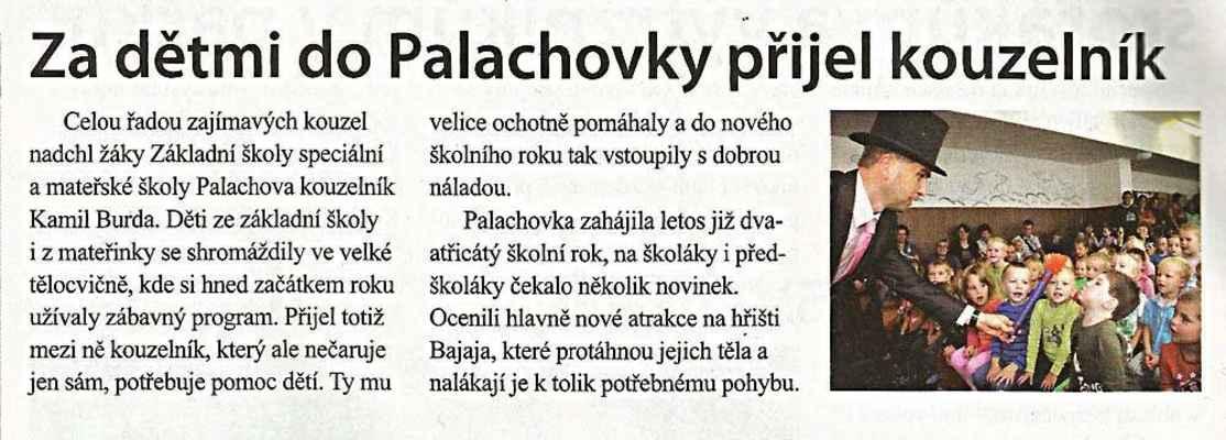 Chomutovské noviny 17. 9. 2014