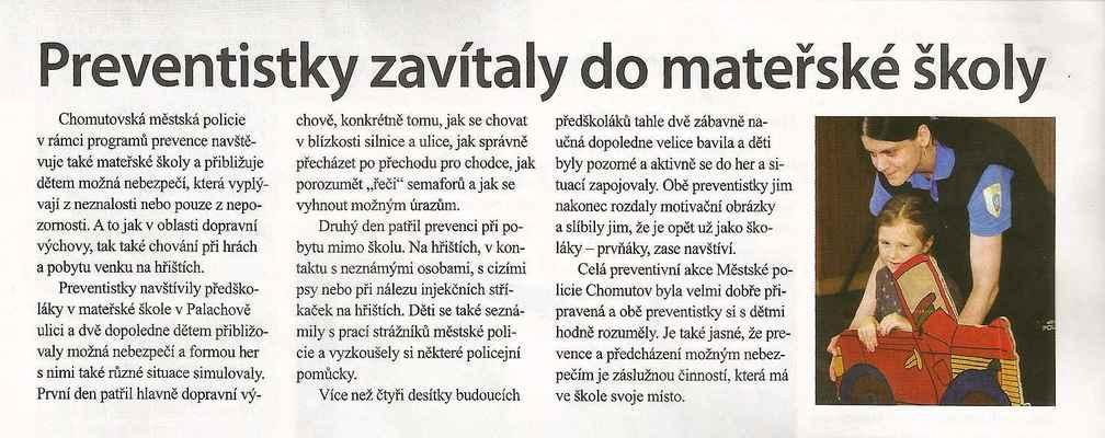 Chomutovské noviny 18. 3. 2015