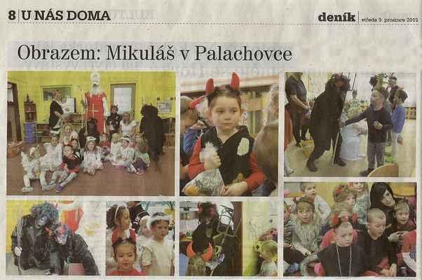Chomutovský deník 9. 12. 2015