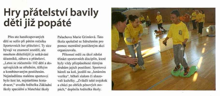 Chomutovské noviny 4. 5. 2016