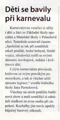 Chomutovské noviny 3. 4. 2019